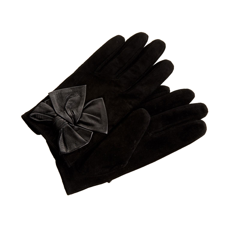 Dámské kožené rukavice v dárkové krabici