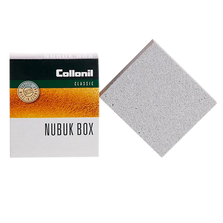 Gumowa kostka czyszcząca z warstwą z krepy do skór zamszowych i nubuku - 9026038