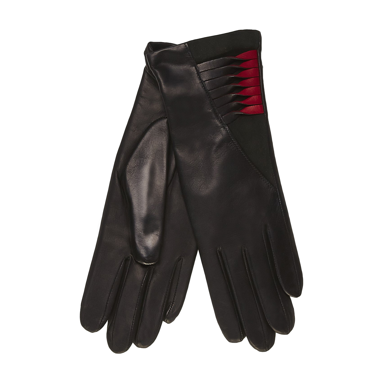 Dámské kožené rukavice