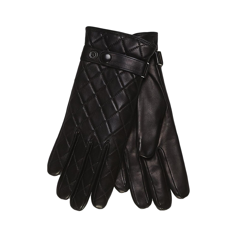 Kožené rukavice s prošitím