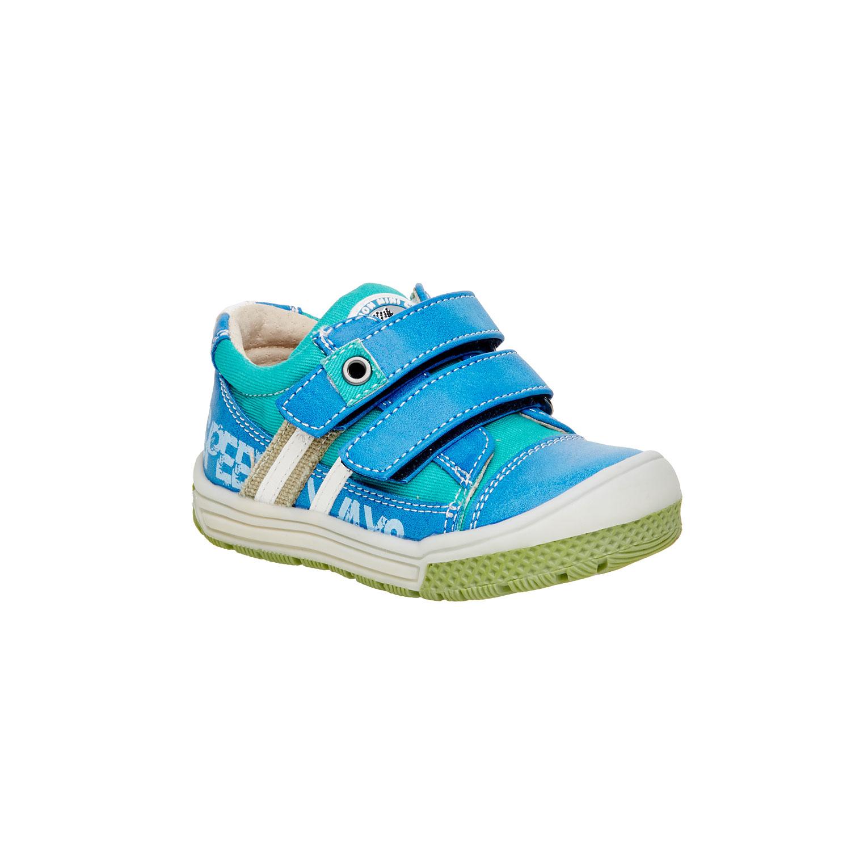 Dětské boty na suché zipy