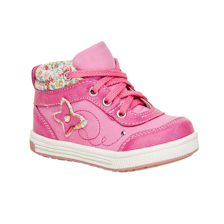 Dětské kotníčkové boty