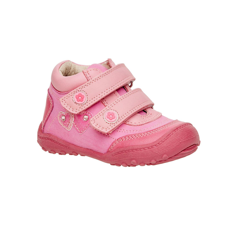 Dívčí kotníčkové boty
