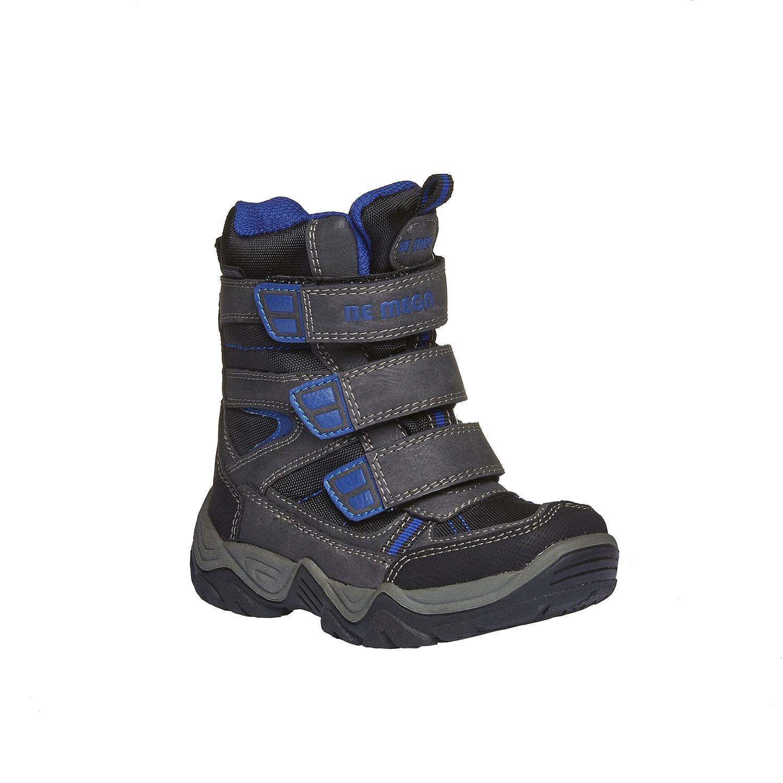 Zimní boty nad kotníky