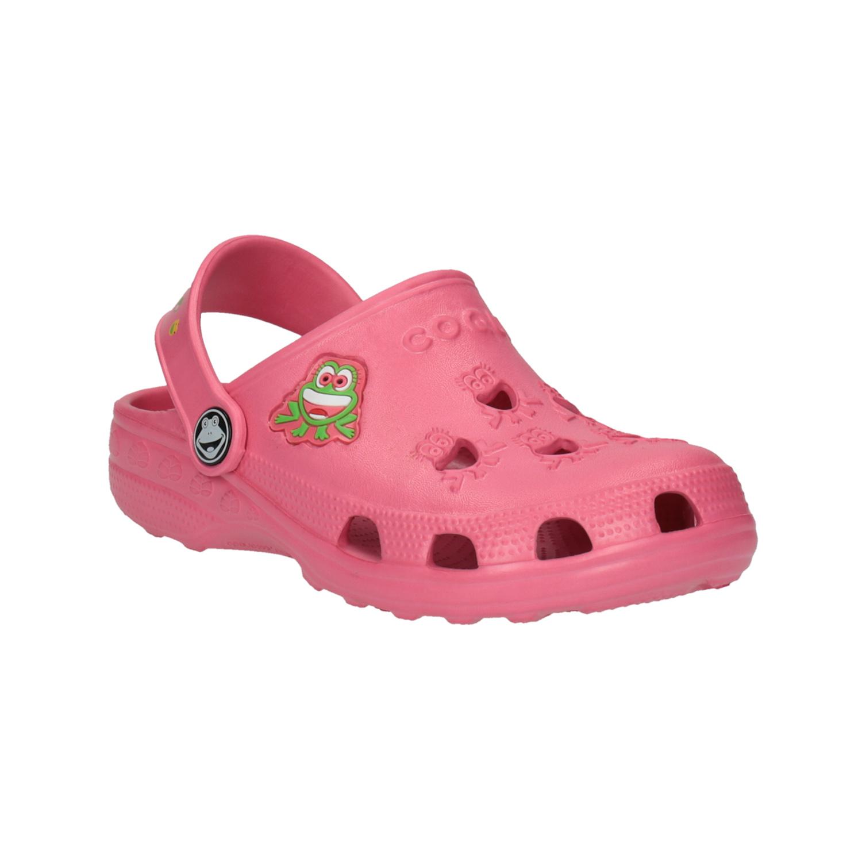 Dětské sandály s žabičkou