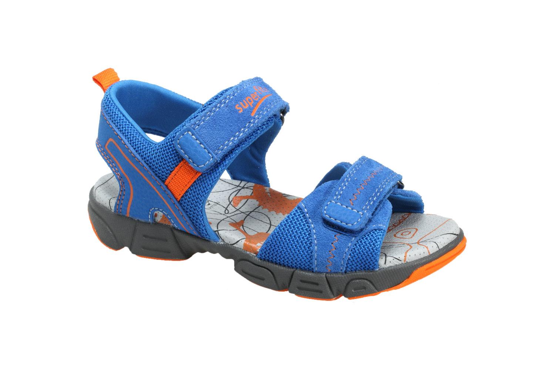 Dětské kožené sandály