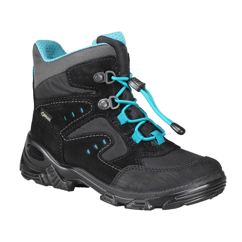Dětské zimní boty ke kotníkům
