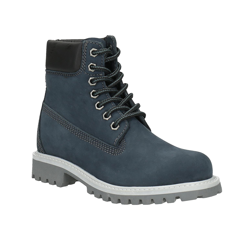 Dětská zimní obuv nad kotníky