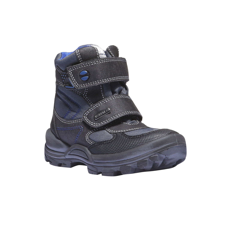Chlapecká zimní obuv