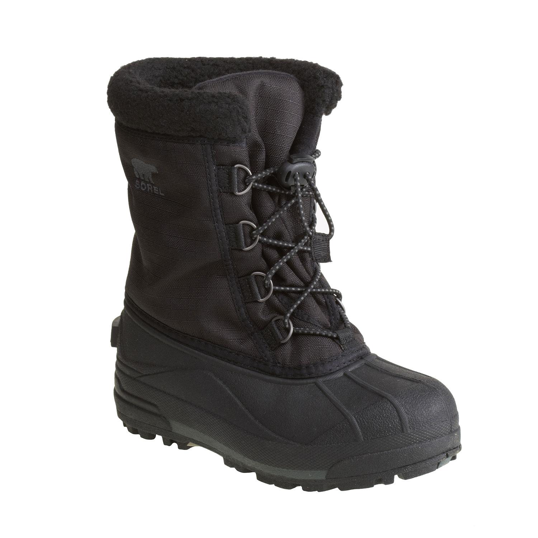 Dětské zimní boty vysoké