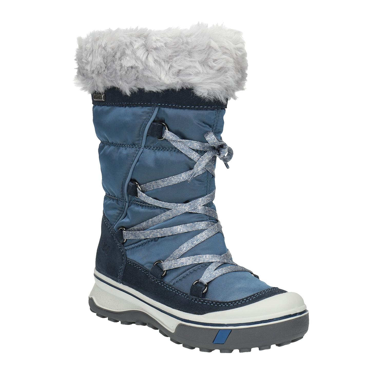 Dětská zimní obuv s kožíškem