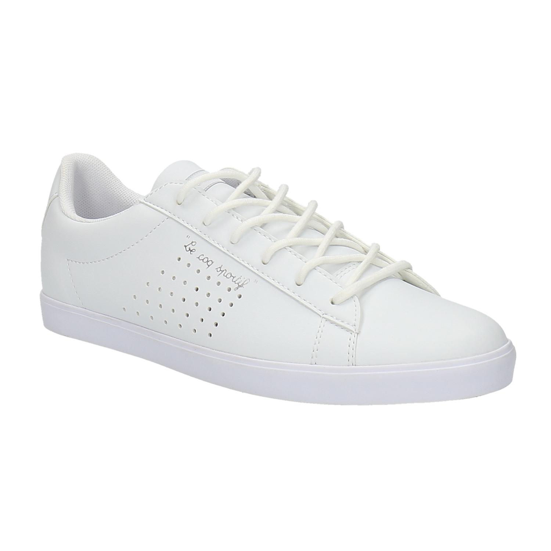 Białe damskie buty sportowe - 5011438