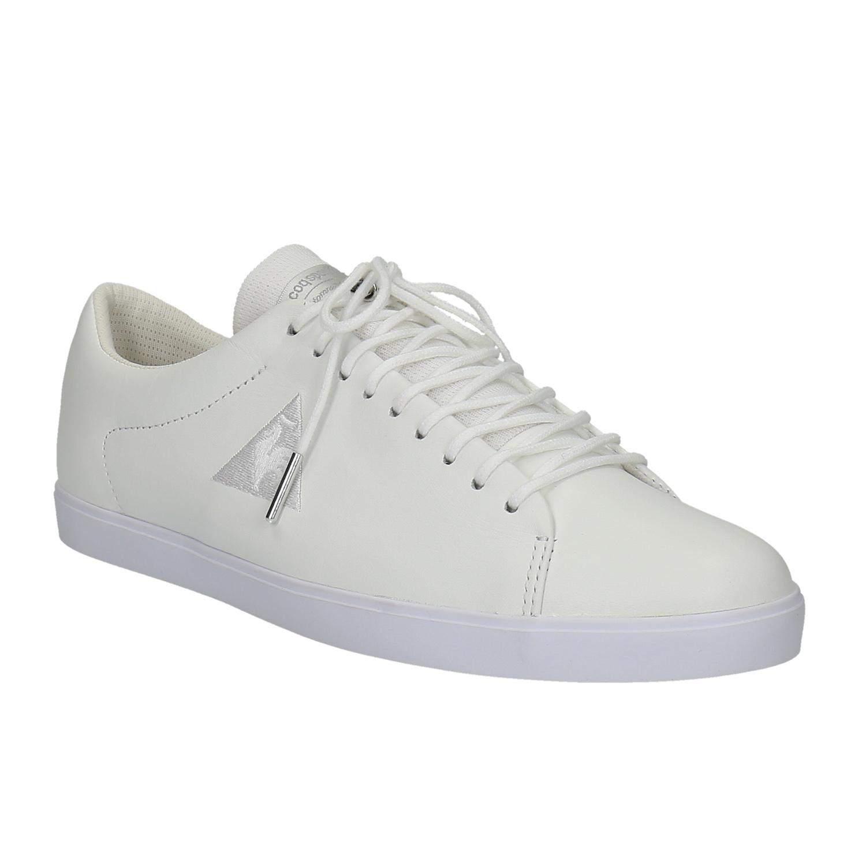 Białe trampki damskie - 5041502