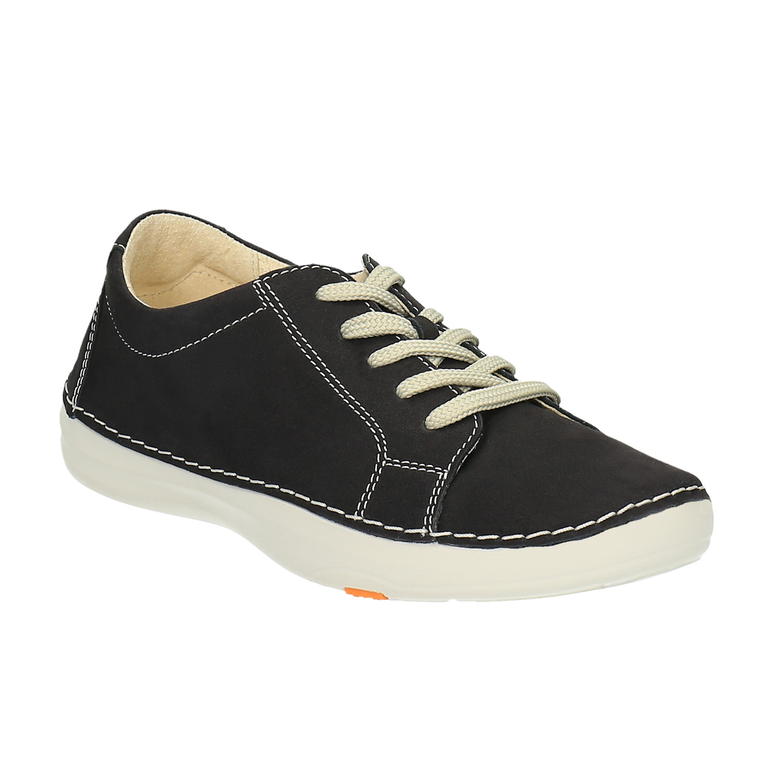 Skórzane buty sportowe na co dzień - 5266603