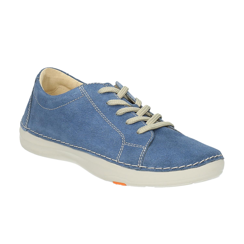 Skórzane buty sportowe na co dzień - 5269603