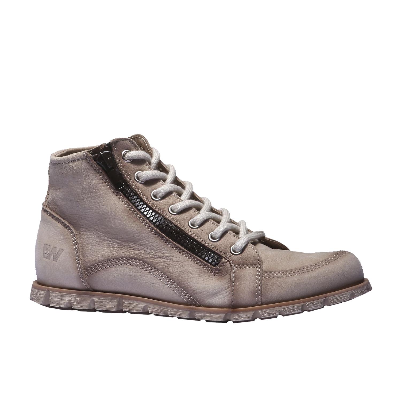 Designerskie buty skórzane - 5442145