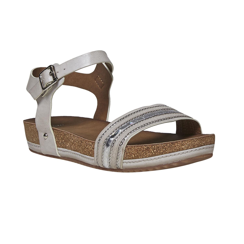 Dámské sandály na flatformě