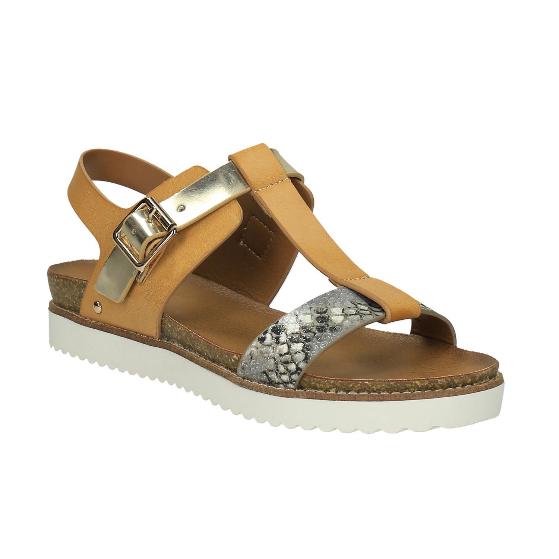 Damskie sandały - 5618295