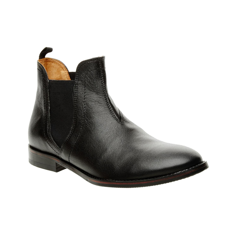 Dámské kožené Chelsea Boots