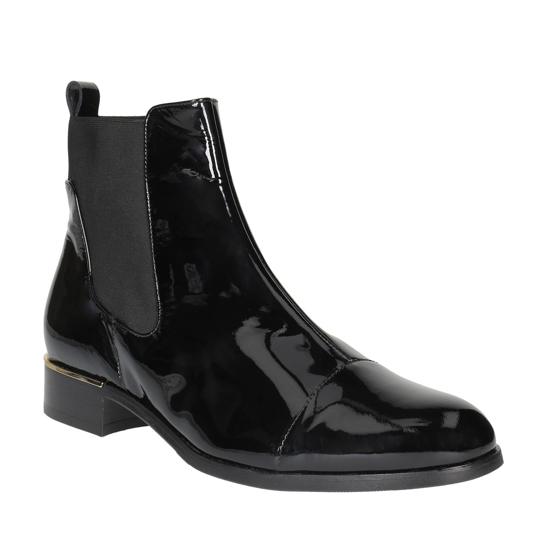 Kožené dámské Chelsea Boots