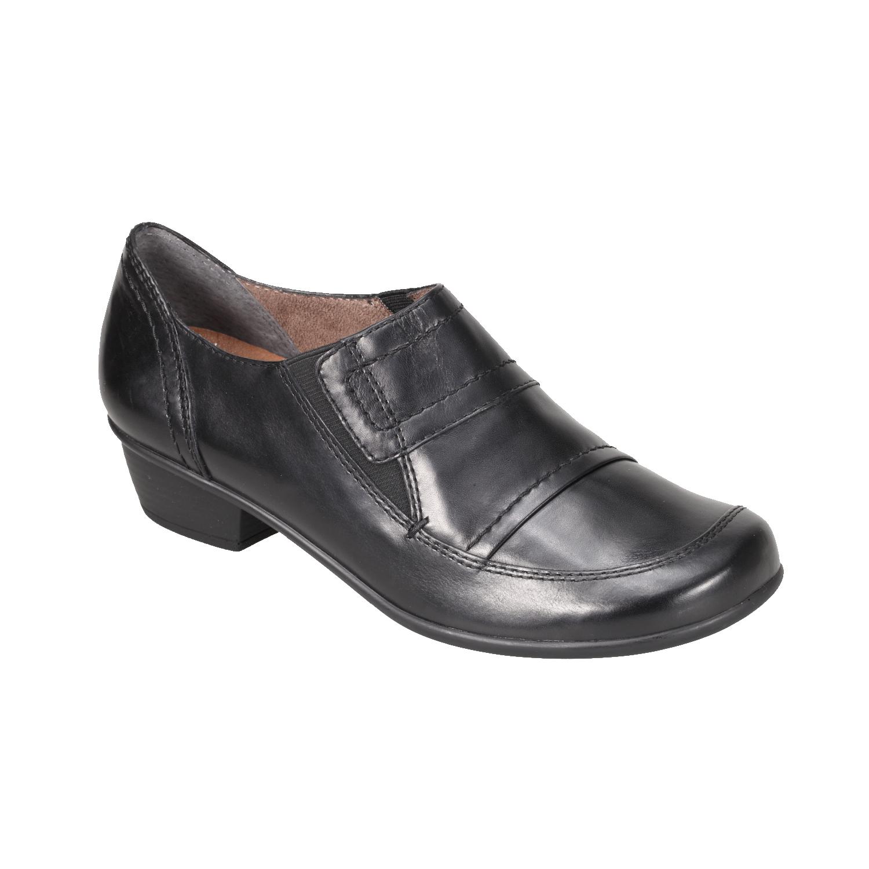 Komfortní kožená obuv