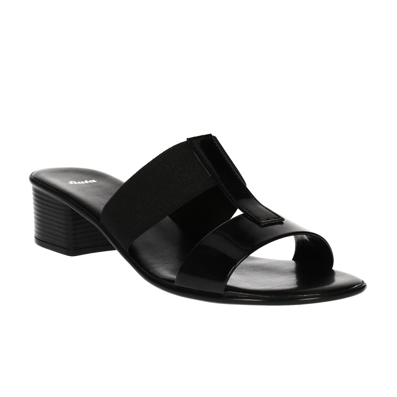 Dámské sandály na nízkém podpatku