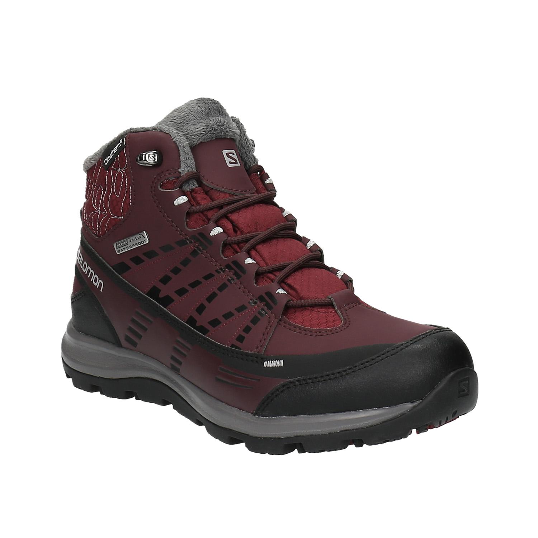 Dámská zimní obuv v Outdoor stylu