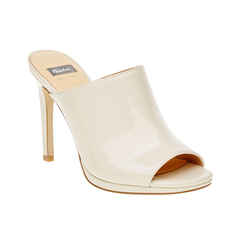 Dámské sandály na vysokém podpatku
