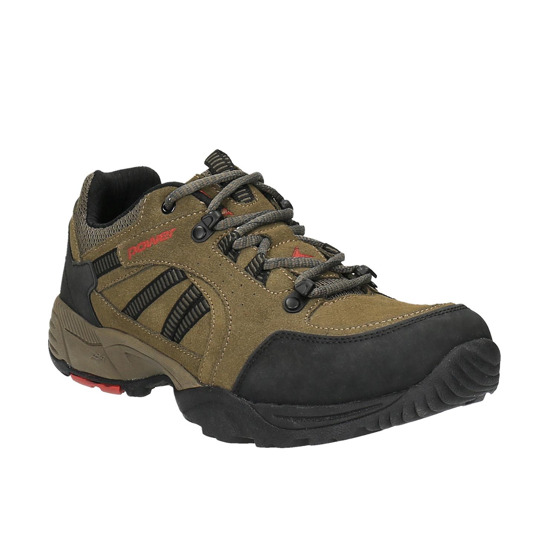 Skórzane buty w stylu Outdoor - 8033109