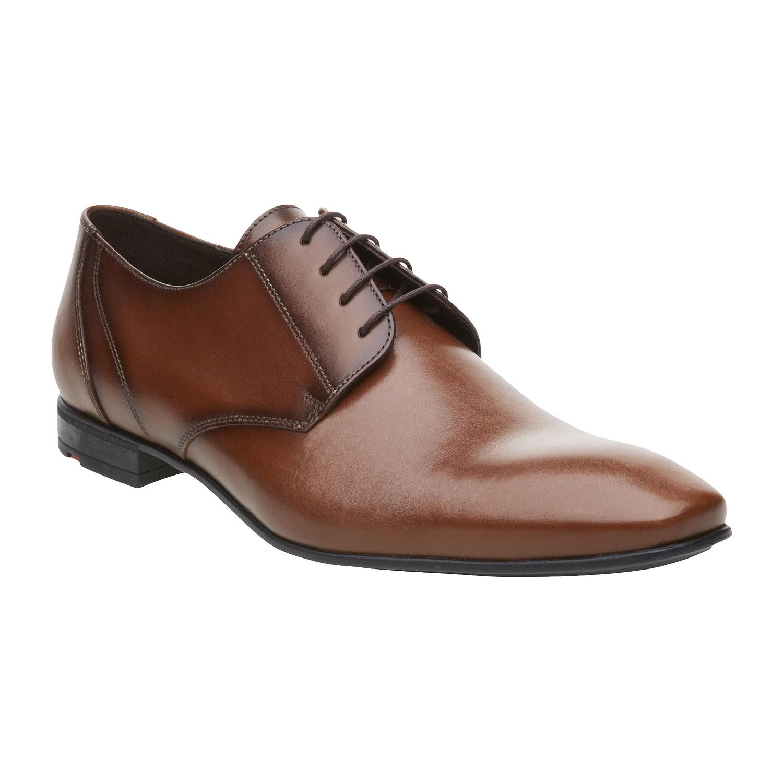 Pánská kožená obuv typu Derby