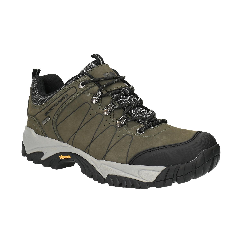 Skórzane buty typu Outdoor