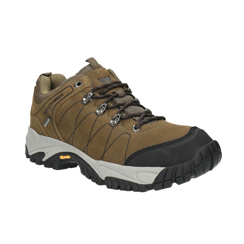 Pánská kožená Outdoor obuv