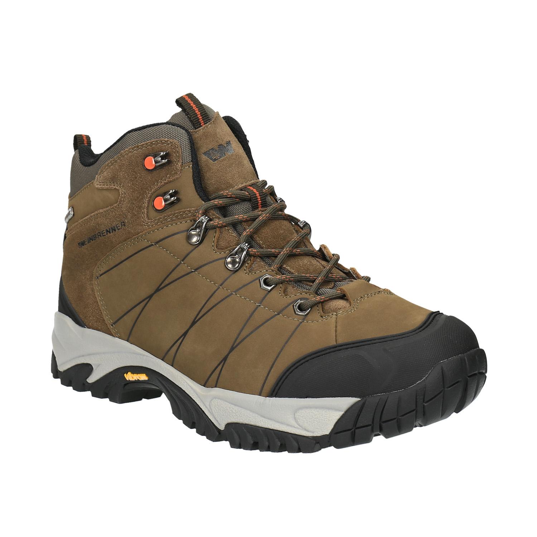 Kožená pánská Outdoor obuv