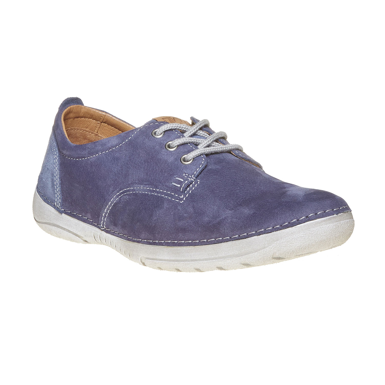 Pánská kožená obuv