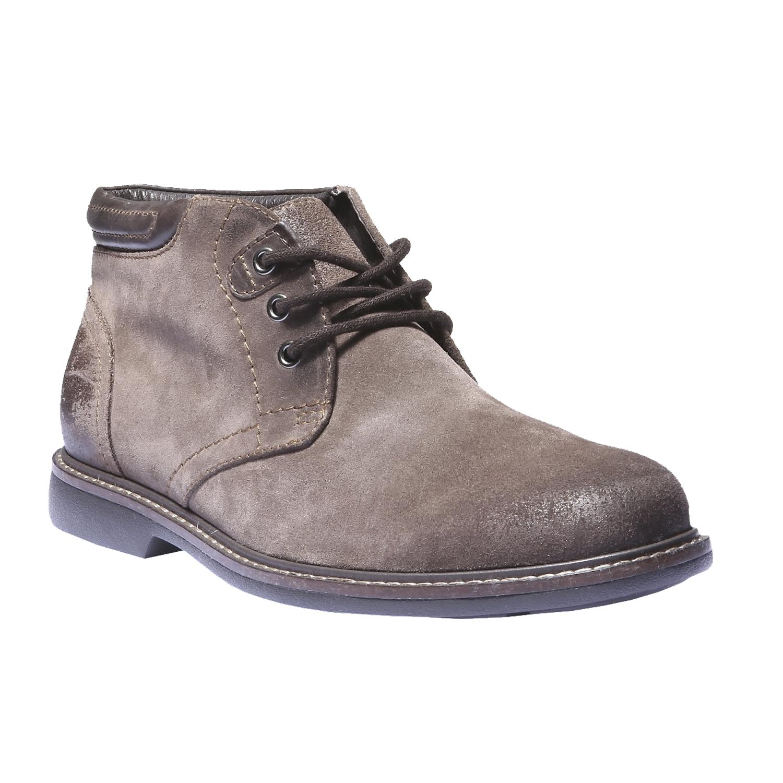Pánské semišové boty