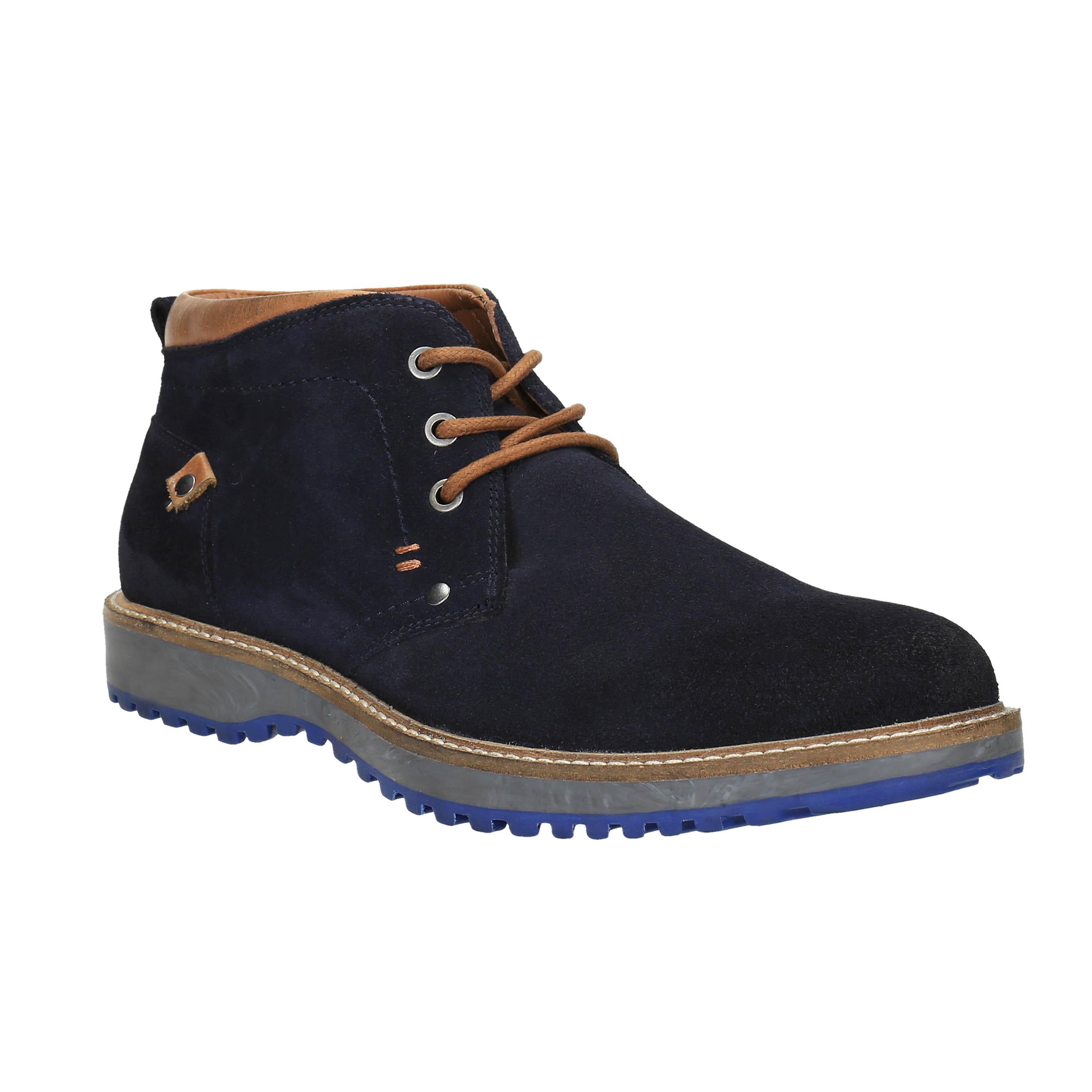 Męskie buty w stylu Chukka Boots - 8939652