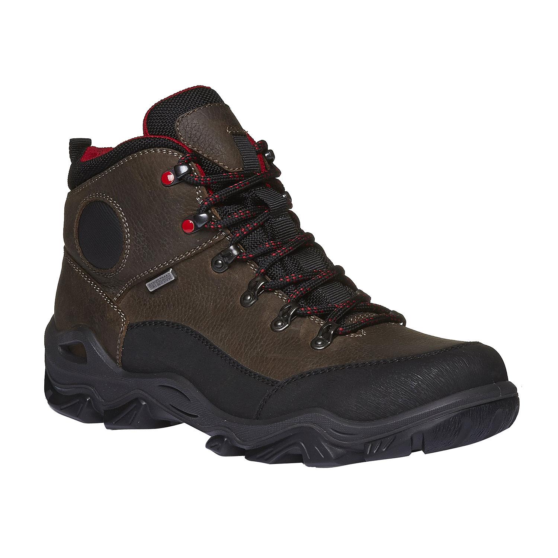 Outdoorové zimní boty kotníkové