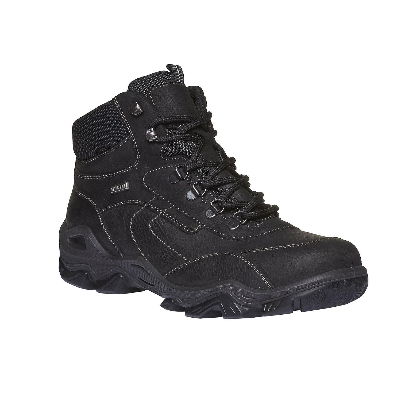 Outdoorové zimní boty ke kotníkům