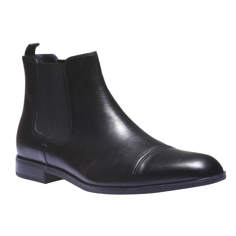 Kožené boty Chelsea