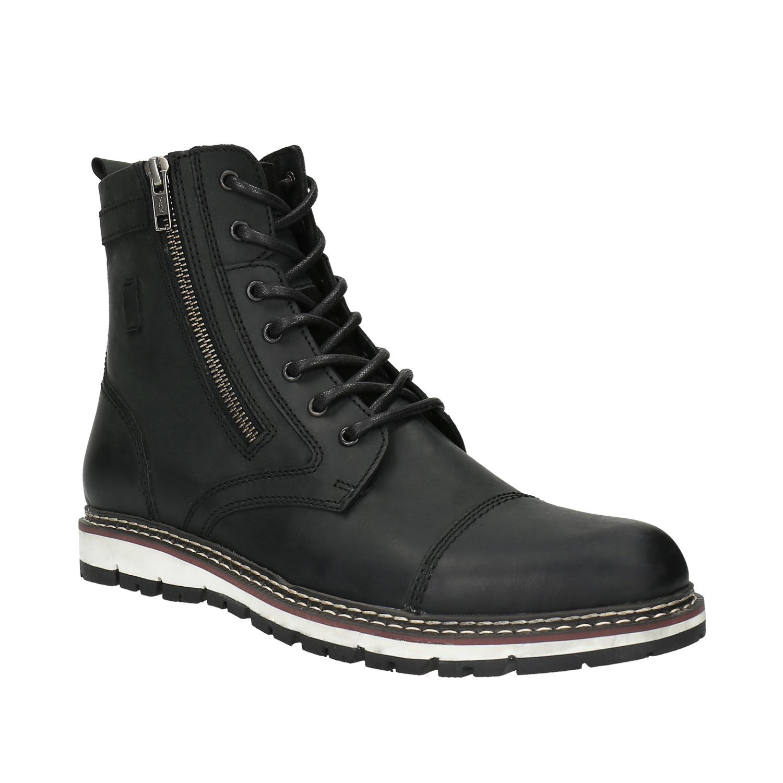 Pánská obuv ke kotníkům