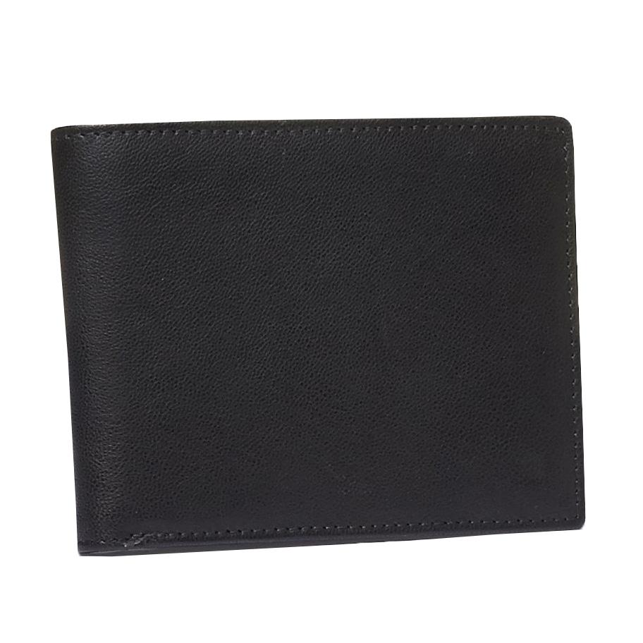 Męski skórzany portfel - 9446124