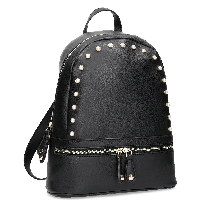 Černá dámská kabelka do ruky