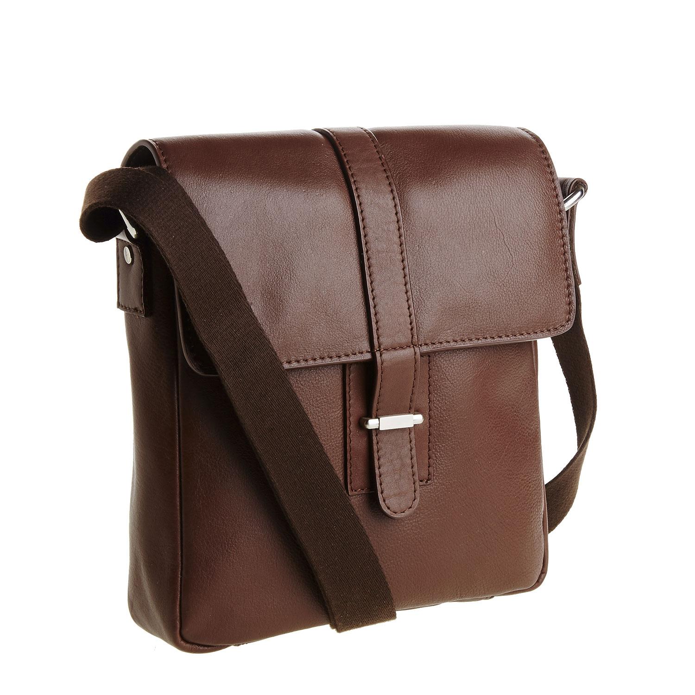Pánská kožená taška přes tělo