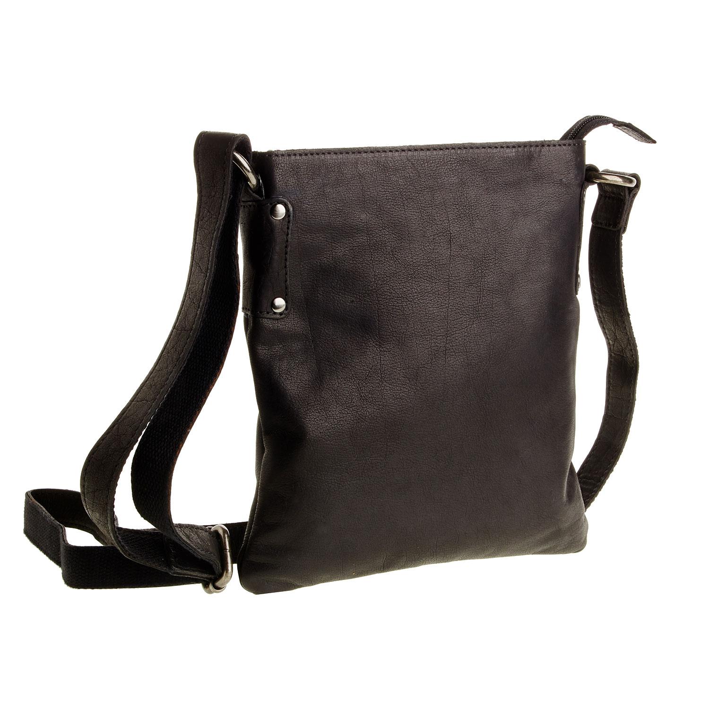 Kožená Crossbody taška