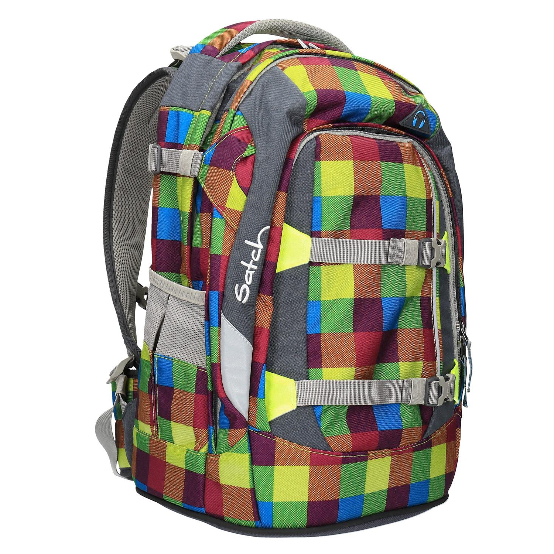 Barevný školní batoh