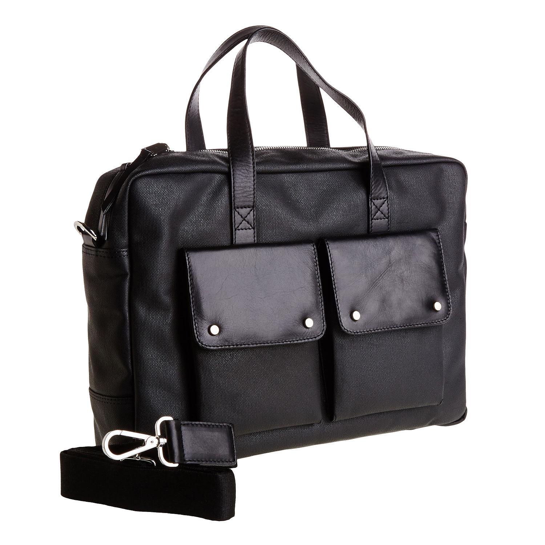 Pánská taška s výraznými kapsami