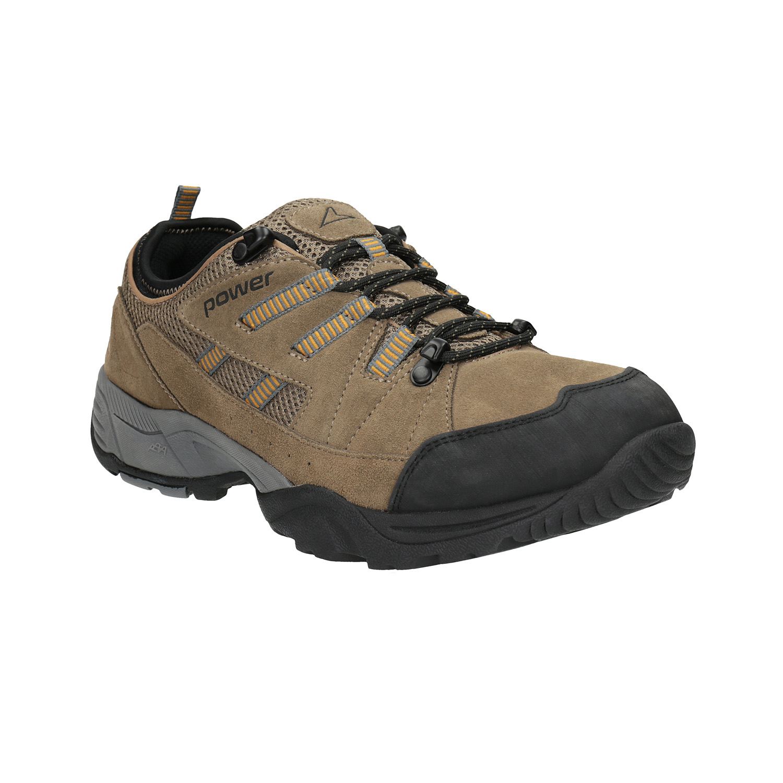 Skórzane buty w stylu outdoor - 8033118