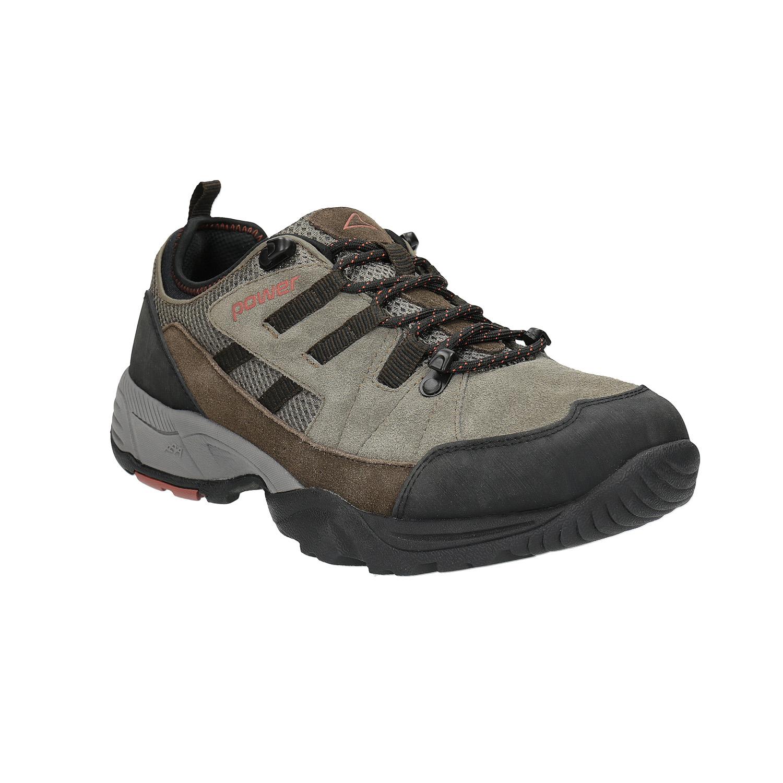 Skórzane buty w stylu outdoor - 8034118