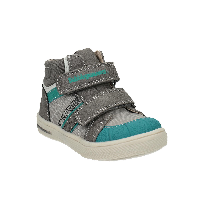Dětská kotníčková obuv na suché zipy