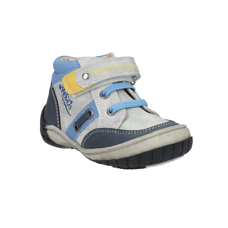 Dětská kotníčková obuv se suchým zipem